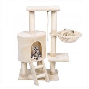 Кошачьи домики - когтеточки