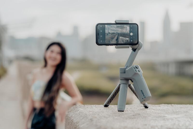Nutitelefoni stabilisaator Bluetooth MOZA Mini MX 2 (selfie seisma)