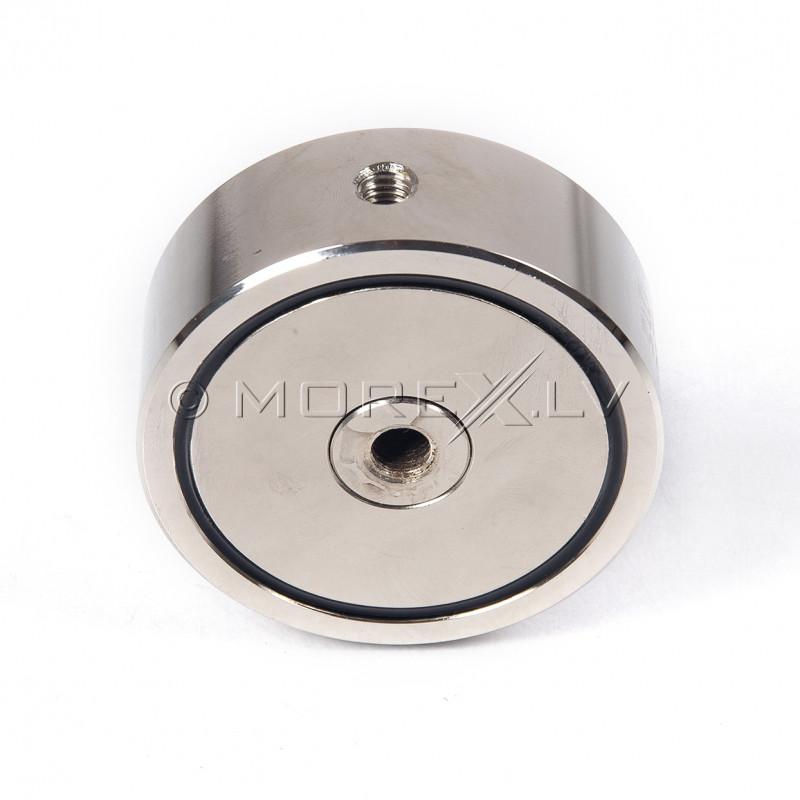 Kahepoolne otsingumagnet 2x200 kg Black Magnet F200X2