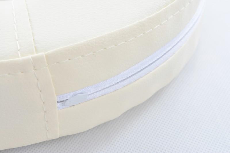 RESTPRO® Cream pillow for headrest