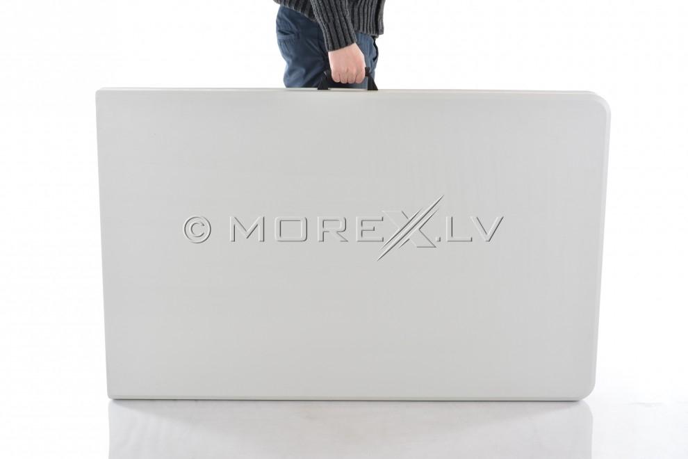 Kokkupandav laud 244x76 cm