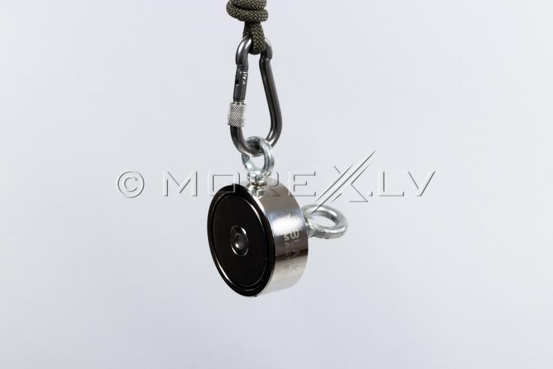 Nöör 6 mm x 20 m otsingumagneti Black Magnet jaoks