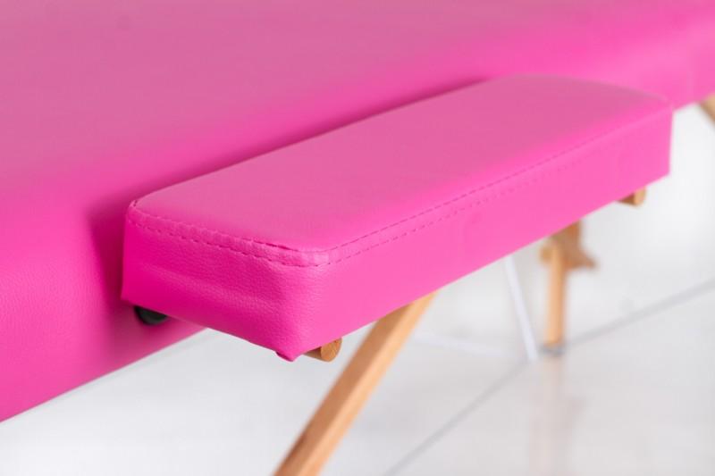 RESTPRO® Classic 2 Pink massaažilaual (diivan)