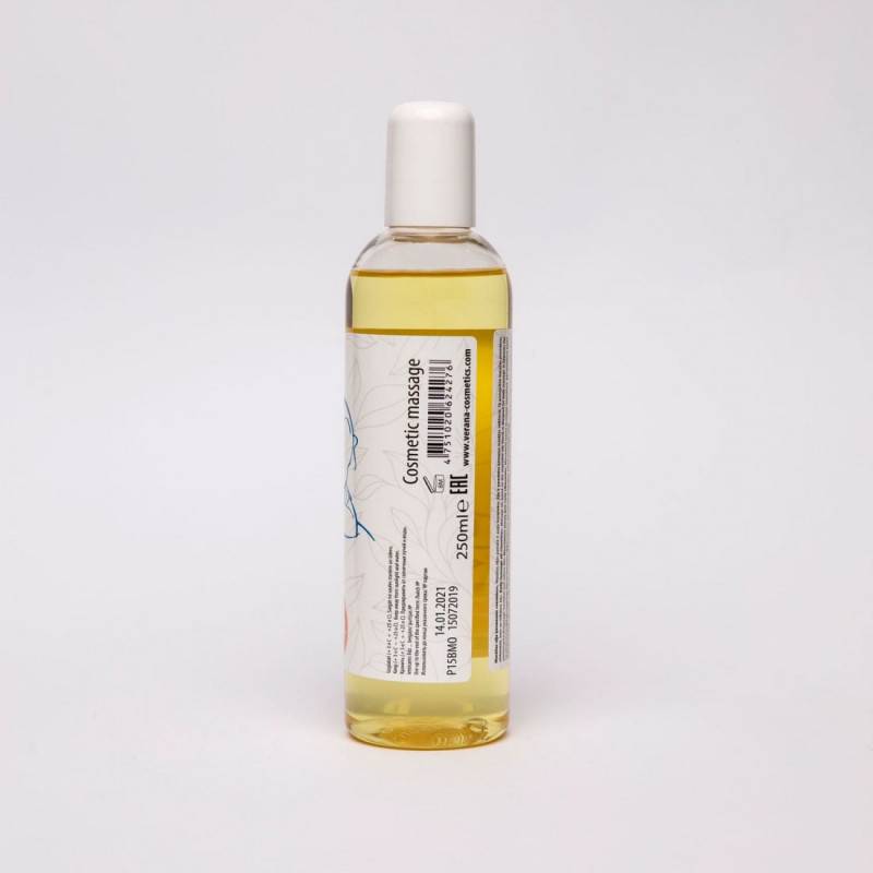Body massage oil Verana Professional, Jasmine 250ml