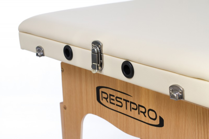 RESTPRO® Classic-3 Cream massaažilaual (diivan)
