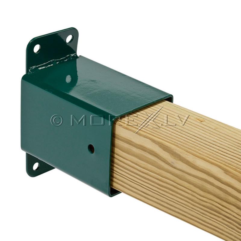 Kinnitused puitkonstruktsioonide jaoks 90x90 mm