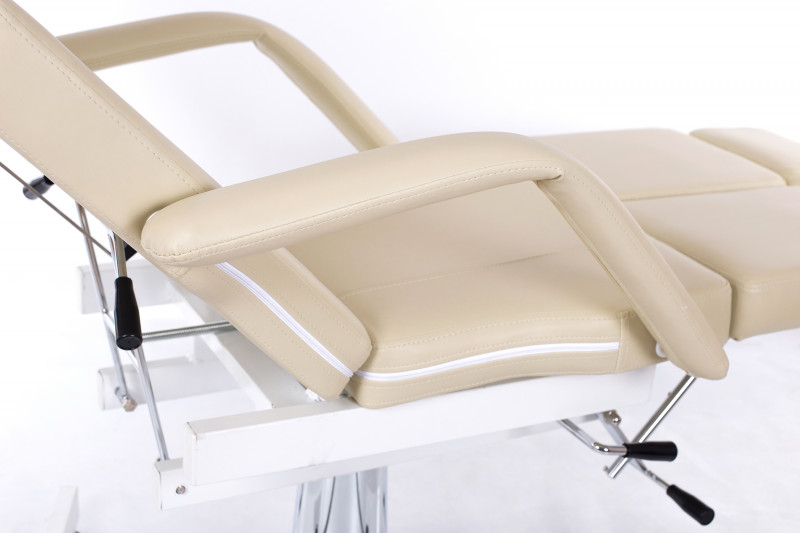 Hydraulic cosmetology pedicure bed CH-235 beige