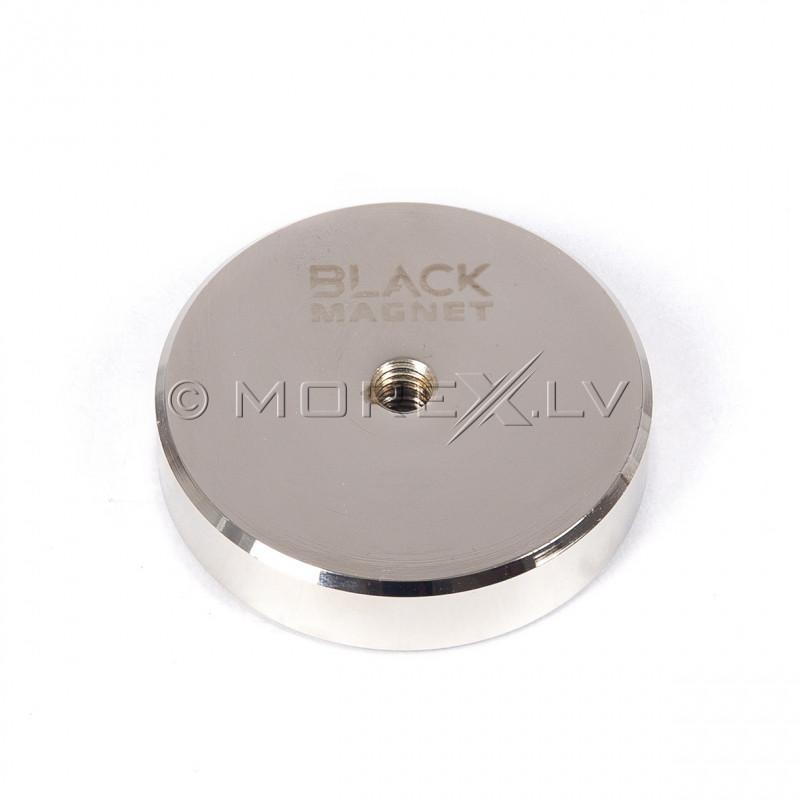 Otsingumagnet 200 kg Black Magnet F200