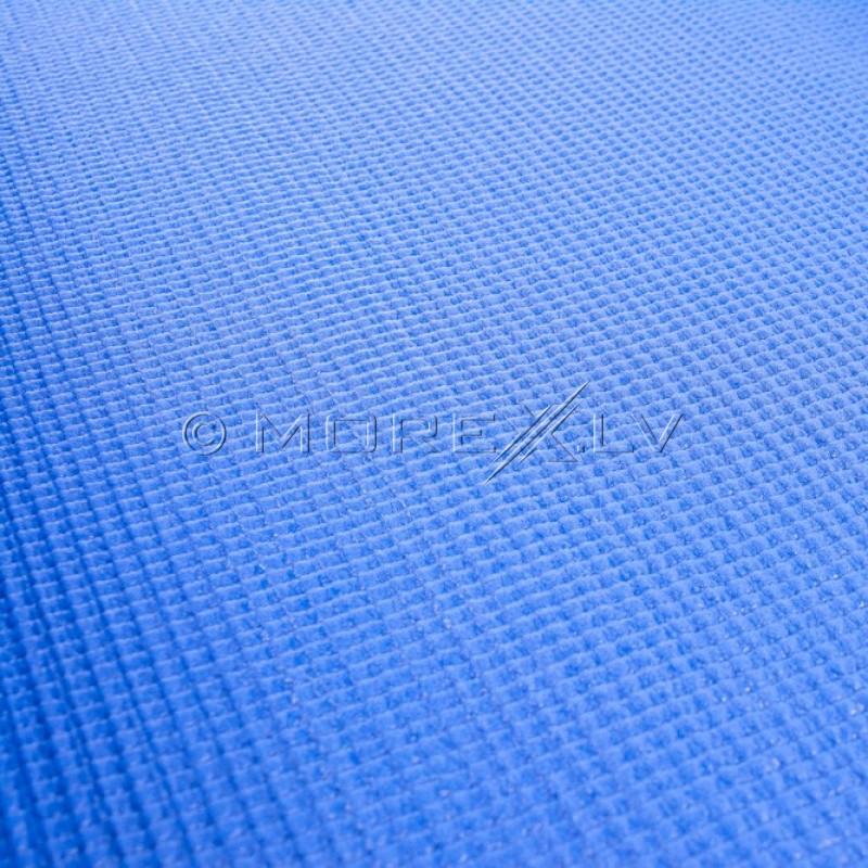 Joogatreening  pilates fitness mat 173х61х0.5 сm sinine