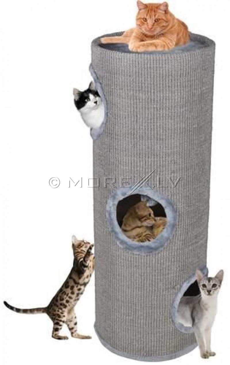 Kassimajake kraapimispuu CAT005P-3, 100 cm, hall