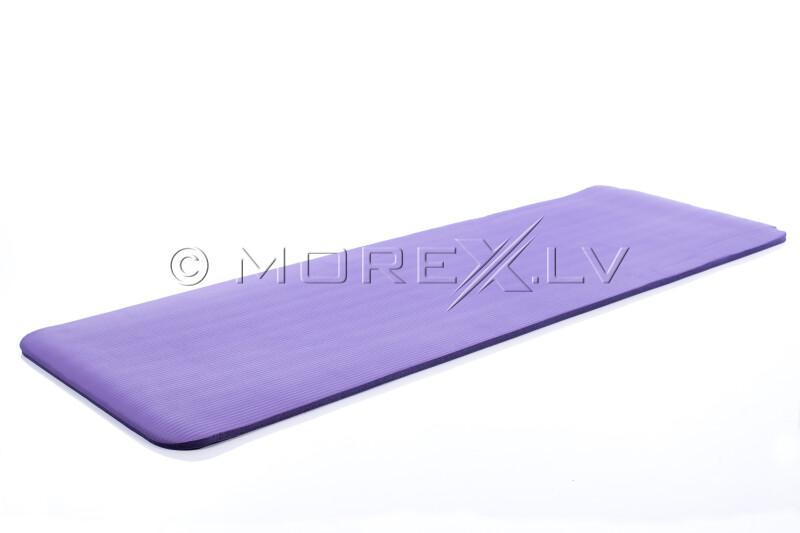 Joogatreening  pilates fitness mat 179х1,5х60 cm, lilla