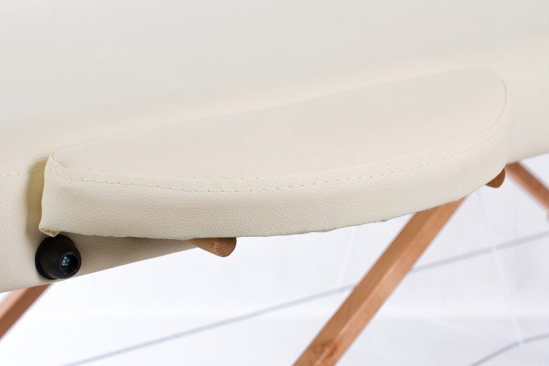 RESTPRO® Classic Oval 3 Cream massaažilaual (diivan)