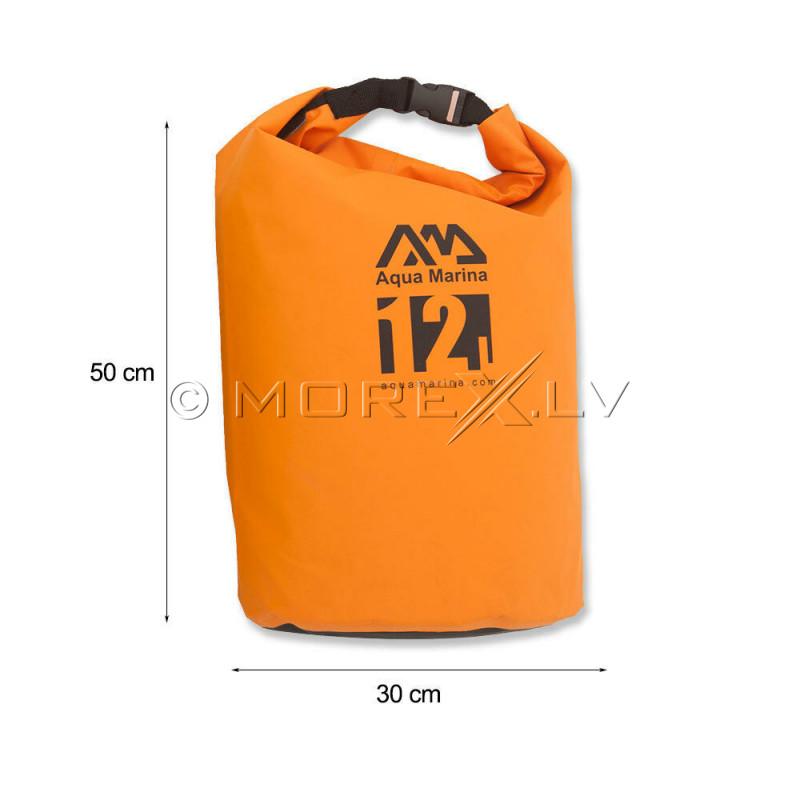 Waterproof bag Aquamarina Dry Bag Super Easy 12L S19