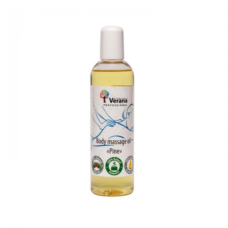 Body massage oil Verana Professional, Pine 250ml