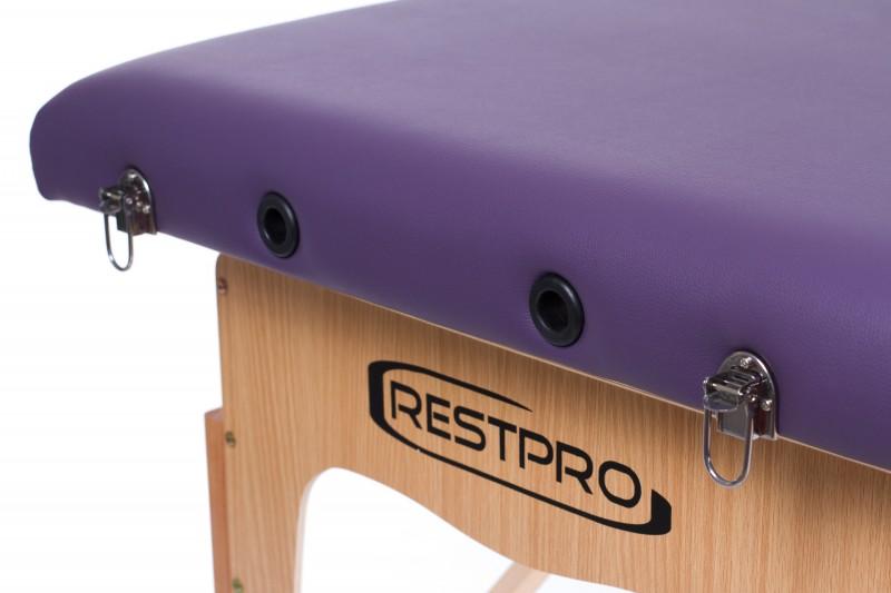 RESTPRO® Classic-2 Purple massaažilaual (diivan)