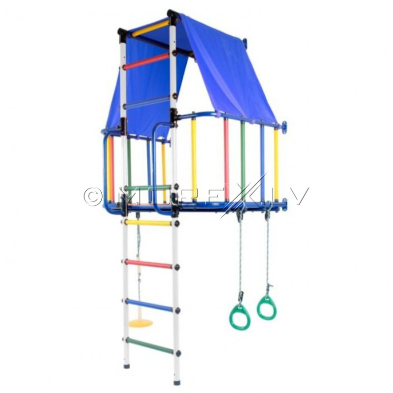 Laste Spordikompleks INDIGO L, 00619-BLUE
