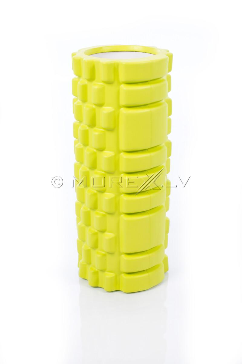 Massaažirull jooga jaoks Grid Roller, laimiroheline