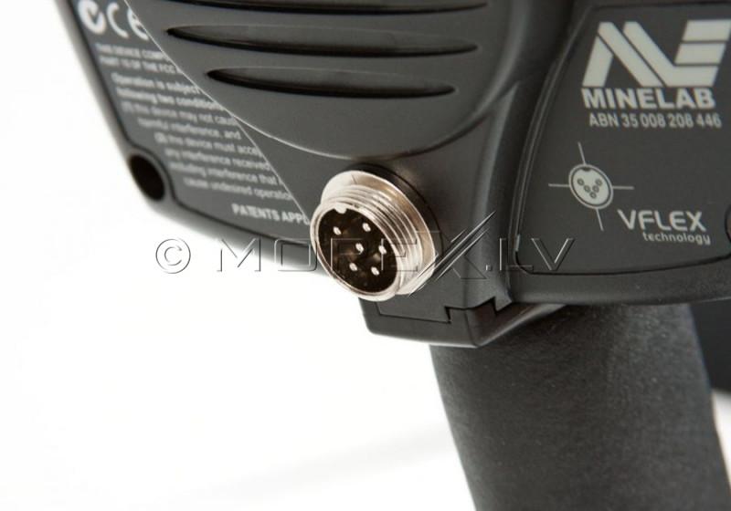 "Minelab X-Terra 705 with 10.5"" 7.5kHz DD Coil Metal Detector (3706-0116)"