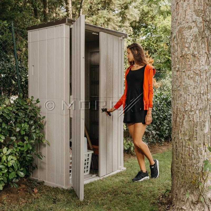 Majapidamiskapp aia jaoks, 76x130x206 cm, Toomax (Itaalia)
