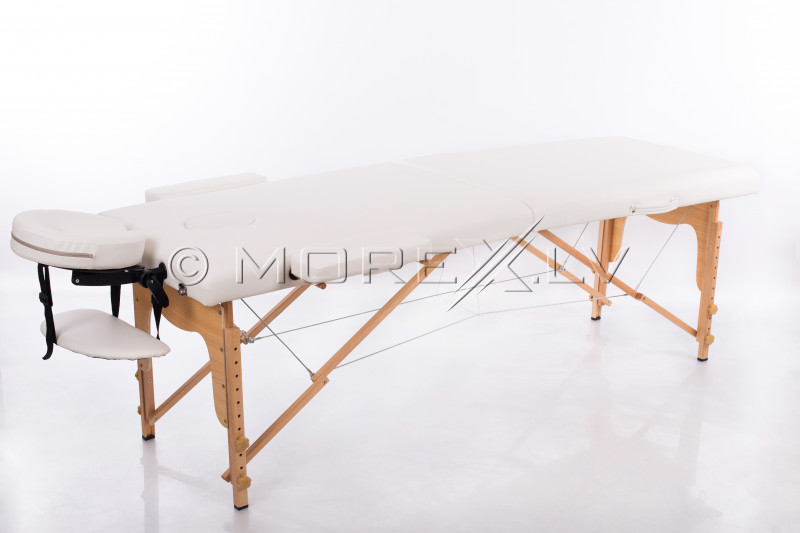 Massaažilaual (diivan) Valge 185x60 cm