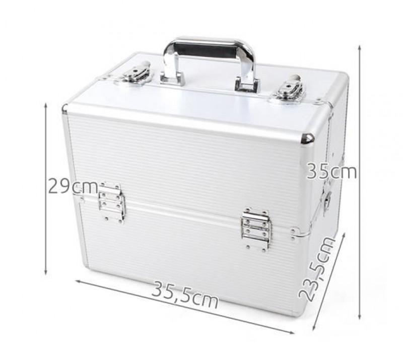 Professionaalne kosmeetiline karpide kott (00000750)