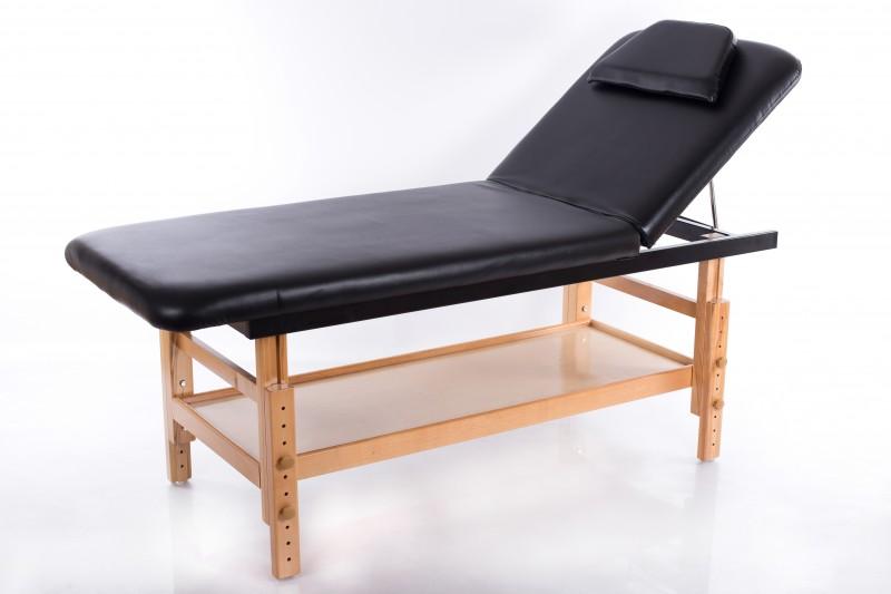 Massaažilaud salongi jaoks Comfort Black