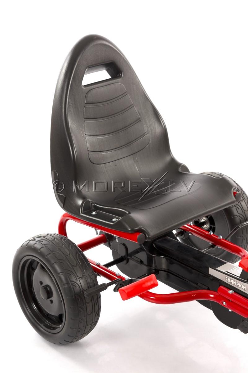 Velokart (Velomobile) Go-Kart A-18 Red (5-12 years)