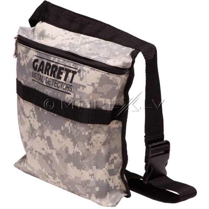 Metalliotsija Garrett AT MAX ( Kadunud kott + Pro-Pointer AT Z-Lynk)