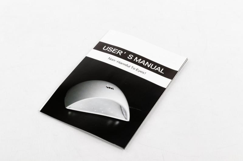 36W UV/LED lamp laki jaoks ASN-A3