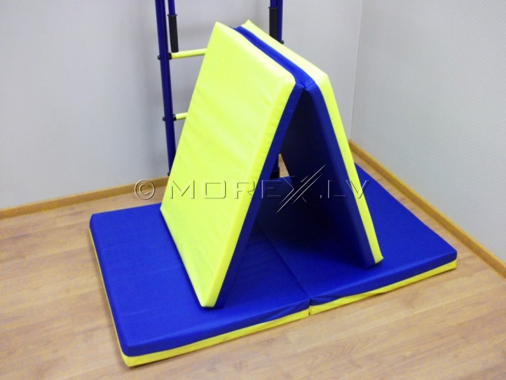 Safety mats for Pioner-1/C1H/C2H blue-yellow 66x120 cm