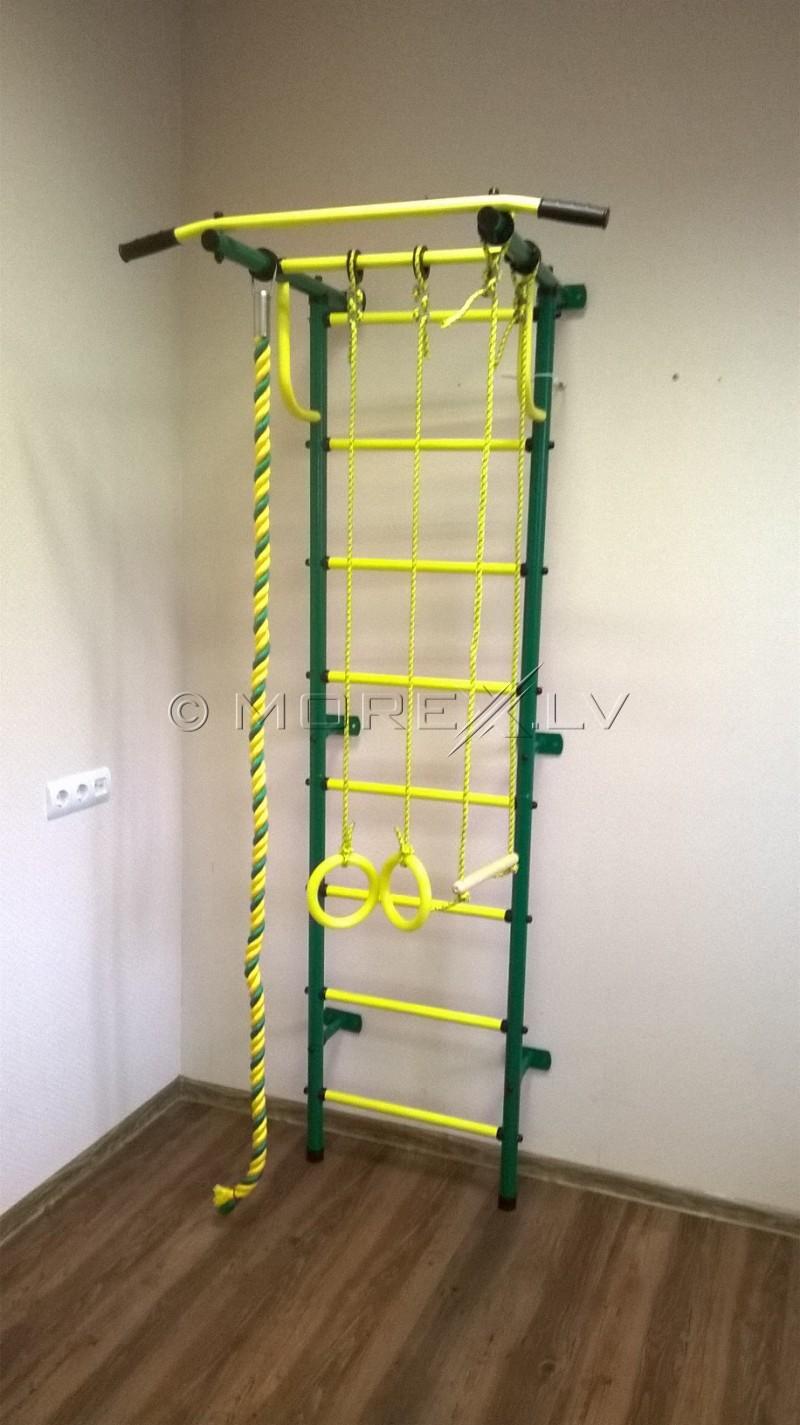 Laste rootsi sein Pioner-C2P green-yellow
