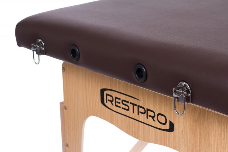 RESTPRO® Classic-2 Coffee massaažilaual (diivan)