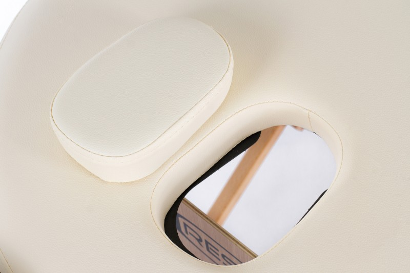 RESTPRO® Classic Oval 2 Cream massaažilaual (diivan)