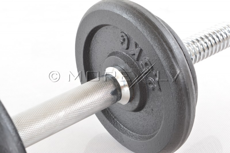 Metal Dumbell 10 kg