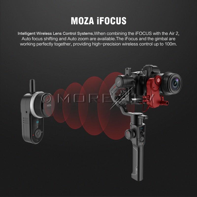 MOZA iFocus objektiivi juhtimissüsteem (mootor + pult)