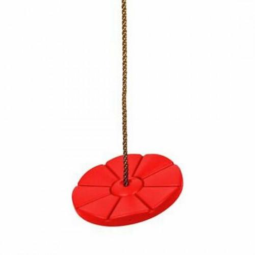 Plastikust ketaskiik Benji Ø28 cm, КВТ, punane