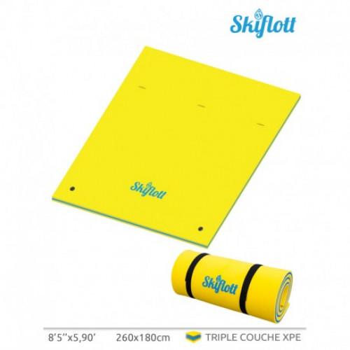 Ujuv veematt SKIFLOTT-M 260x180x3,5 cm (SKIFLOTT-M)
