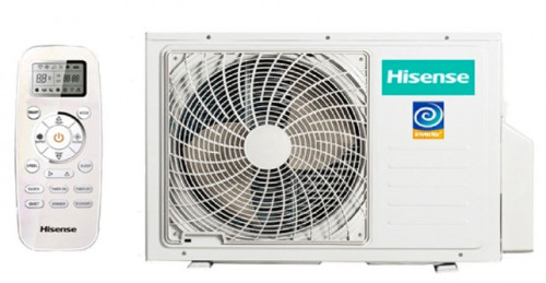 Air conditioner (heat pump) Hisense AST-24UW4RBBDJ0 Eco Comfort series