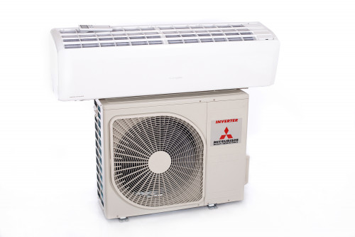 Air conditioner (heat pump) Mitsubishi SRK/SRC63ZR-W Diamond Nordic series