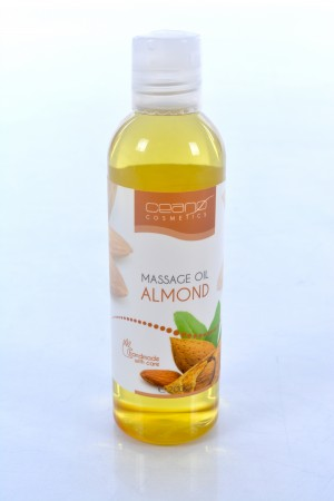 Massaažiõli ALMOND Ceano Cosmetics 200ml
