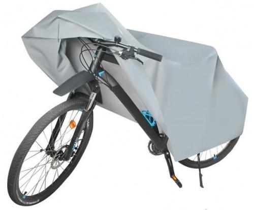 Bicycle case, 200х100х130 cm - Grey