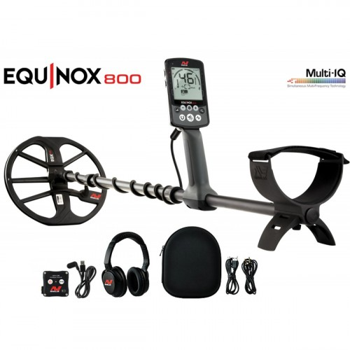 Minelab Equinox 800 металлодетектор