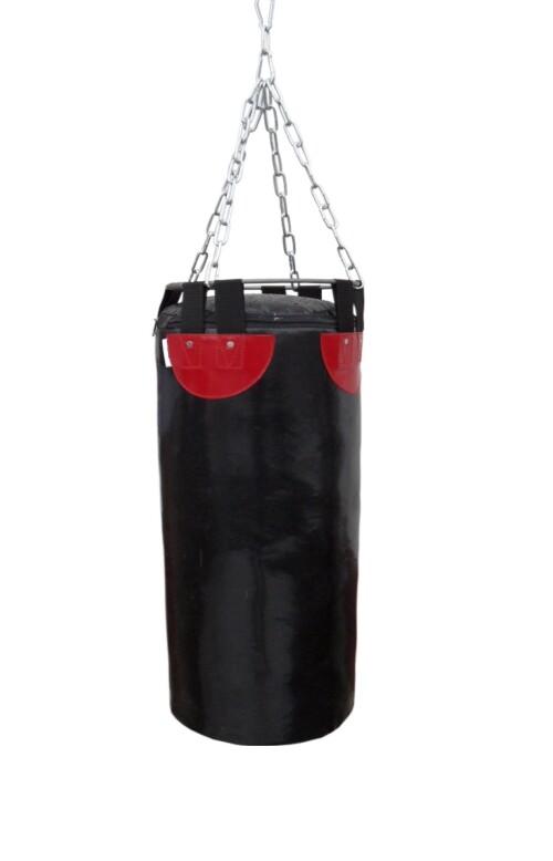 Poksikott SANRO 90/28 cm, 21kg must