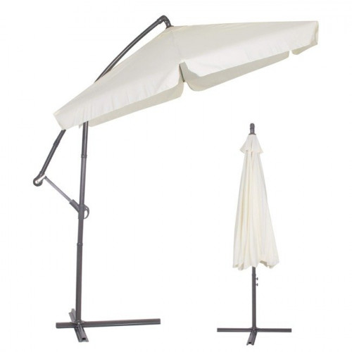 Sun protection umbrella on a stand, 2.7 m