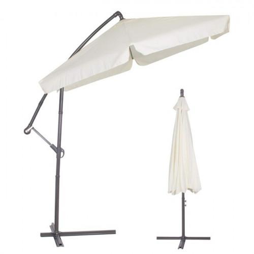 Солнцезащитный зонт на подставке, 2.7 м