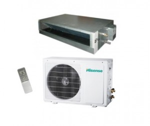 Air conditioner (heat pump) Hisense AUD50X4ZKL1