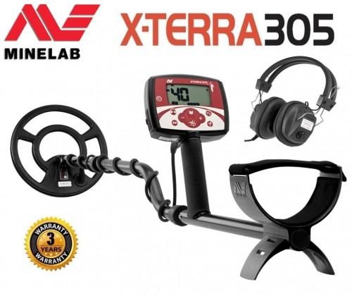 Minelab X-Terra 305 + GIFT (3704-0110)