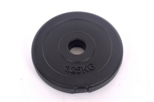 Weight plate for barbells and dumbbells (plate) 1,25kg (31,5mm)