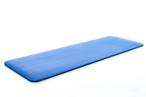 Joogatreening  pilates fitness mat 179х1,5х60 cm, sinine