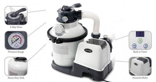 Liivafilter pump Intex, 32х60х40 cm (26644)